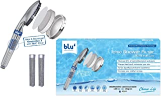 Ionic Shower Filter -Skin and Hair Care, Stop Hair Loss and Rejuvenate Your Skin - Handheld