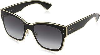 Moschino Women's Square Gradient Frame Sunglasses