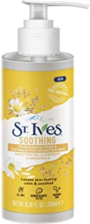 ST IVES Soothing Chamomile Face Wash, 200 milliliters