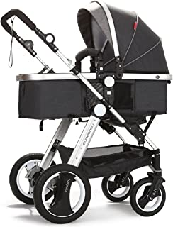 blue icandy pram