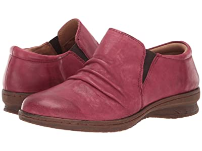 Comfortiva Florian (Wine Red Oleoso) Women