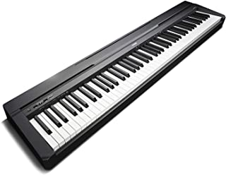 YAMAHA P45 digitale piano, 88 toetsen, kleur zwart