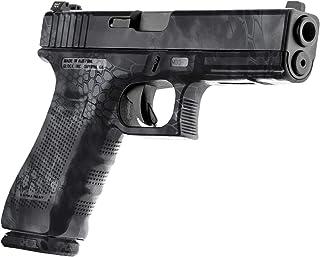 GunSkins Pistol Skin - Premium Vinyl Gun Wrap with Precut Pieces - Easy to Install and Fits Any Handgun - 100% Waterproof ...