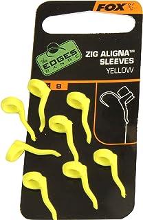 Fox Zig Aligna Sleeves Red Montage Angelmontage Karpfenmontage