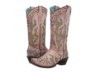 Corral Boots C3464 (Tobacco) Women