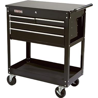 Ironton 4-Drawer Tool Cart - 500-Lb. Capacity