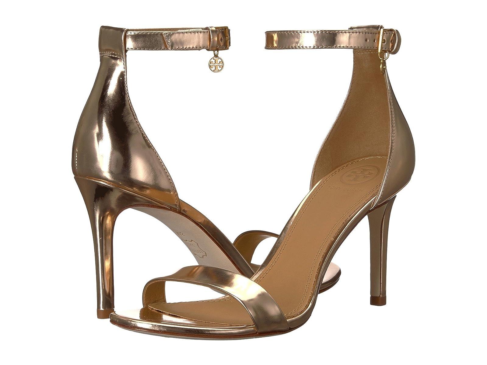 Tory Burch Ellie 85mm Ankle-Strap SandalAtmospheric grades have affordable shoes