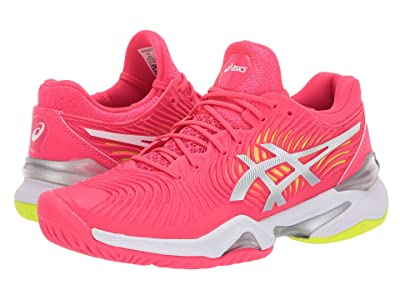 ASICS Court FF 2 (Laser Pink/White) Women
