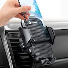 Andobil Vent Phone Holder for Car, [2020 Upgraded] Hands-Free Car Vent Phone Mount Compatible with iPhone 11 Pro Max 8 Plus X XR XS Samsung Galaxy S20 S10 S9 S8 Note 10 9 More