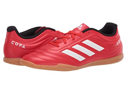 adidas Copa 20.4 IN (Active Red/Footwear White/Core Black) Men