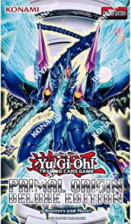 Yugioh Factory Sealed Primal Origin: Deluxe Edition Box