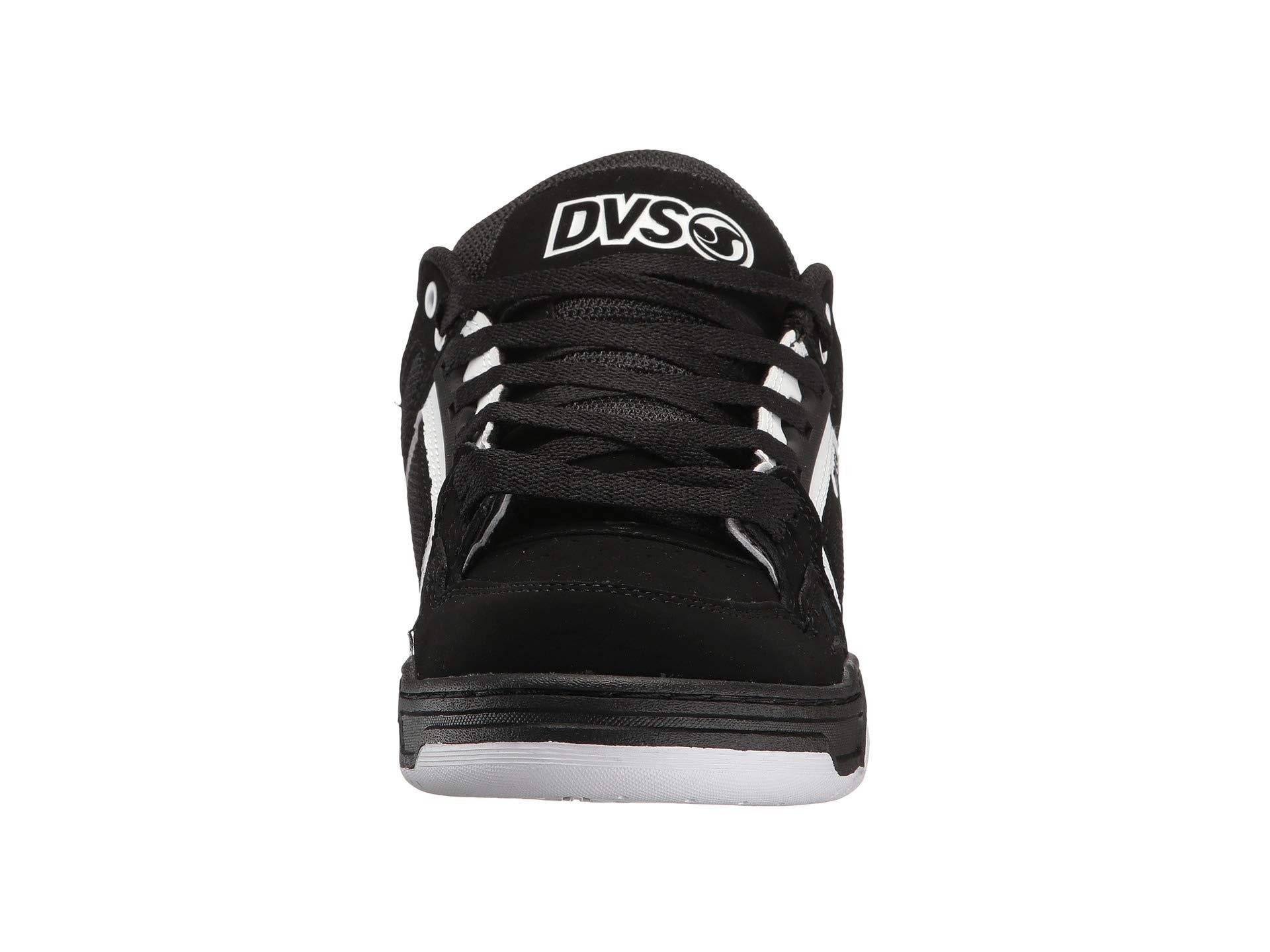 Black Dvs Shoe Company Comanche 2 white 7qP1Sqt