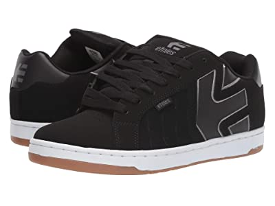 etnies Fader 2 (Black/White/Gum) Men