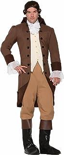 Forum Men's Colonial Gentleman Patriotic Costume