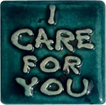 3D Fridge Magnet I Care for You Small Gift for Girlfriend, Boyfriend, Husband, Wife