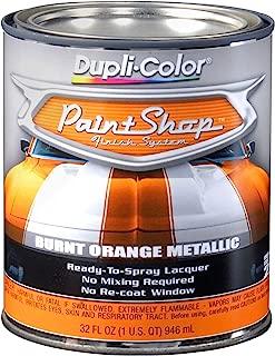 dupli color burnt orange metallic
