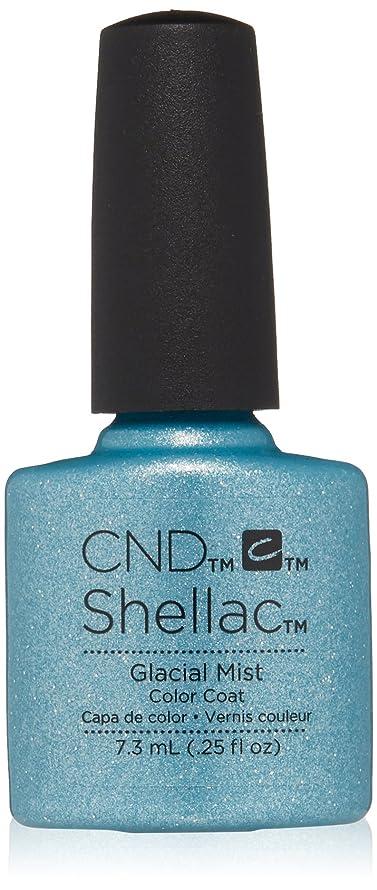 専門版遠近法CND シェラック UV カラーコート 210 グラシアルミスト Glacial Mist 7.3ml