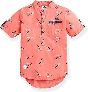 TONYBOY Boy's Regular Shirt