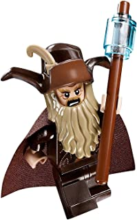 LEGO Lord of the Rings The Hobbit Minfigure - Radagast with Staff Weapon (79014)