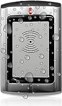 UHPPOTE Metal Waterproof IP65 Wiegand 26 bit 125KHz RFID Reader for Support EM