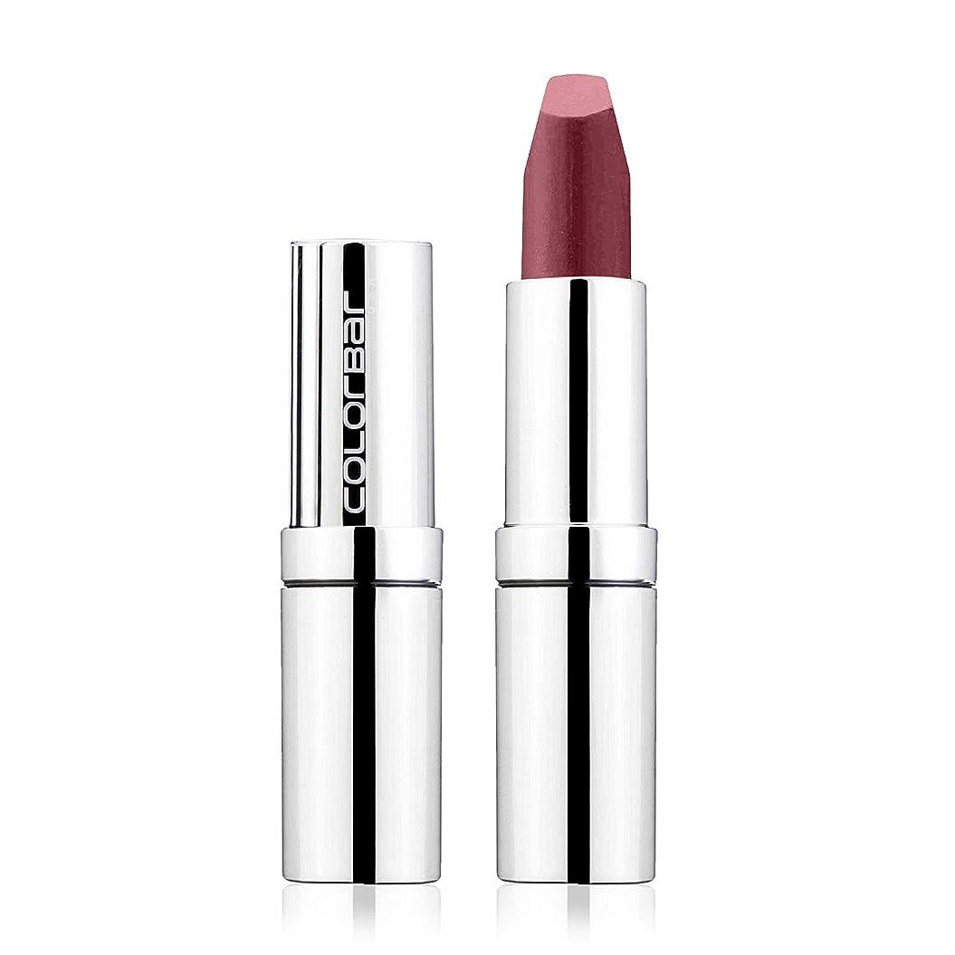 エキスパート依存再びColorbar Matte Touch Lipstick, Star Dust 053, 4.2g
