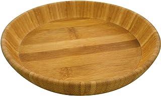 キャプテンスタッグ(CAPTAIN STAG) 竹製食器 食器 丸型 プレート TAKE-WARE UP-2534 /UP-2535 / UP-2536