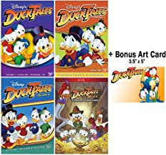 DuckTales: Classic 1980s TV Series DVD Collection - 70 Episodes + Treasure of the Lost Lamp Movie + Bonus Art Card