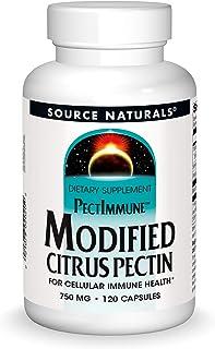 Source Naturals PectImmune Modified Citrus Pectin 750mg - 120 Capsules