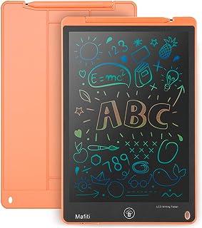 mafiti Tableta de Dibujo LCD, Tablero de Aprendizaje de Escritura y Dibujo para niños. 11 Pulgadas. Reutilizable niños par...