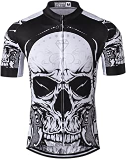 Men's Cycling Jersey Mountain Bike Jerseys for Men Bicycle Shirt Tops Clothing