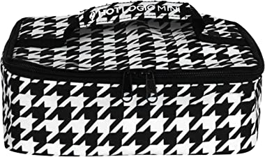 Houndstooth Mini Personal Portable Oven - by Julias Boutique
