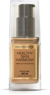 Max Factor Healthy Skin Harmony Miracle, 85Caramel, 30ml