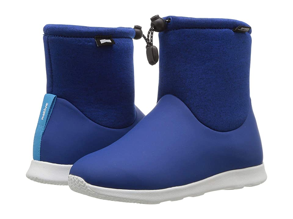 Native Kids Shoes AP Ranger (Little Kid) (Victoria Blue/Shell White) Kids Shoes