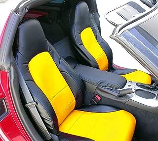 custom c6 corvette seats