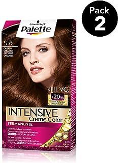 Palette Intense - Tono 5.6 Castaño Caramelo - 2 uds - Coloración Permanente - Schwarzkopf