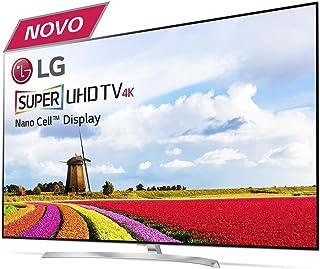 """Smart TV 65"""" LG Super Ultra HD 4K 65SJ9500 HDR Ativo Wi-Fi webOS 3.5 Bluetooth 4 HDMI 3 USB"""