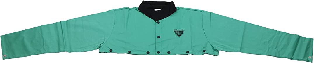 IRONCAT 7051/L Irontex FR Cotton Cape Sleeve, Large, Green (Pack of 1)
