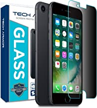 Tech Armor Privacy Ballistic Glass Screen Protector for Apple iPhone 6 / 6s / iPhone 7 / iPhone 8 (4.7-inch) [1-Pack]
