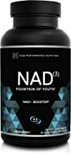 HPN NAD+ Booster – Nicotinamide Riboside Alternative (NAD3) for Men & Women   Anti Aging NRF2 Activator, Superior to NADH – Natural Energy Supplement for Longevity & Cellular Health, 60 Veggie Pills