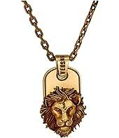 Versus Versace - Lion Pendant Necklace