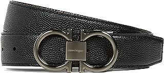 Men's Double Gancio Reversible Belt