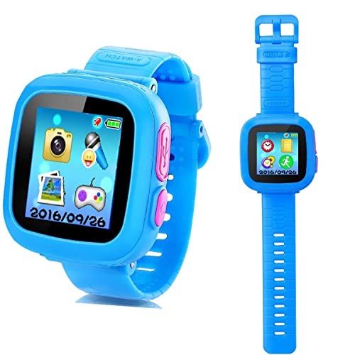 Kids Smart WatchEducational Game Watch For Girls Boys Learning Toys 3