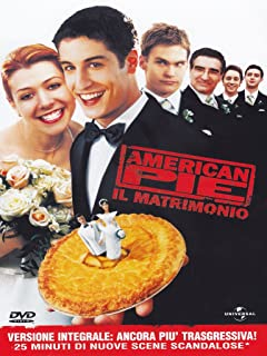 American pie 3 - Il matrimonio versione integrale Episodi 3 IT Import
