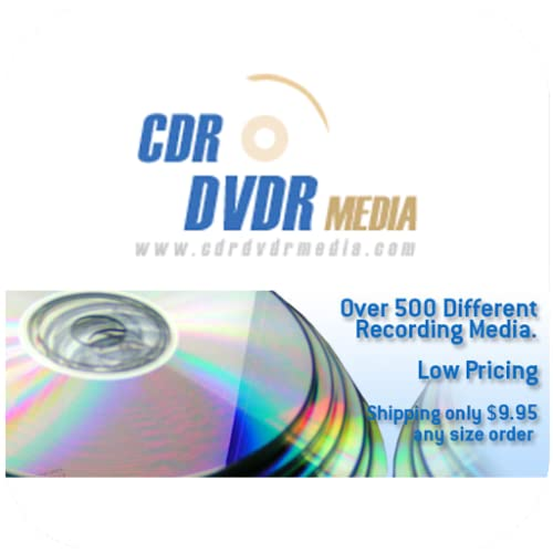 Cdr Dvdr Media