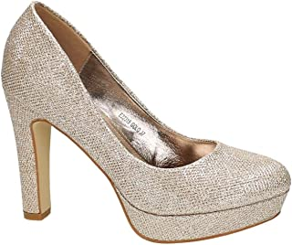 Suchergebnis auf für: abendschuhe gold: Schuhe