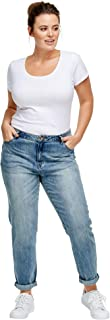 Women's Plus Size Boyfriend Jeans