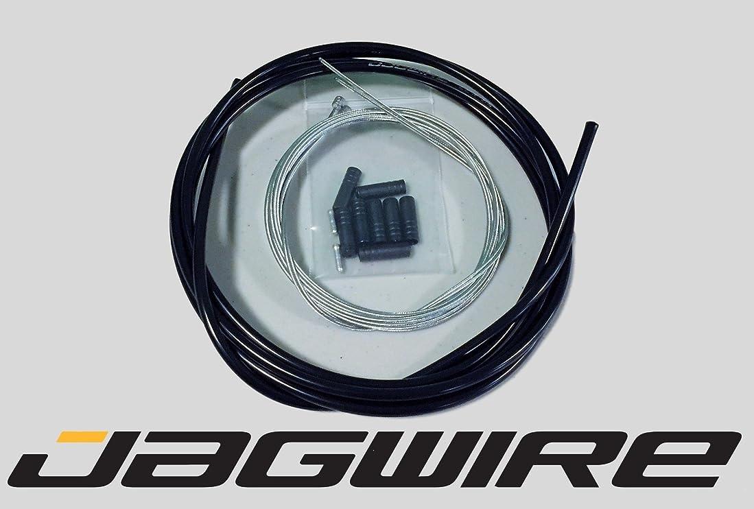 フィルタママガラスJAGWIRE ロードショップキット - シフター/変速機ケーブル & ハウジングキット - SRAM/シマノ