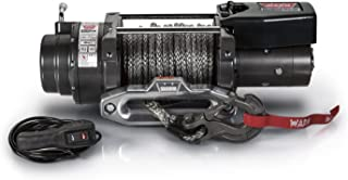 WARN 97740 Synthetic Winch (16.5TI-S, 12V)