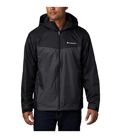 Columbia Glennakertm Sherpa Lined Jacket (Black/Shark/Black) Men