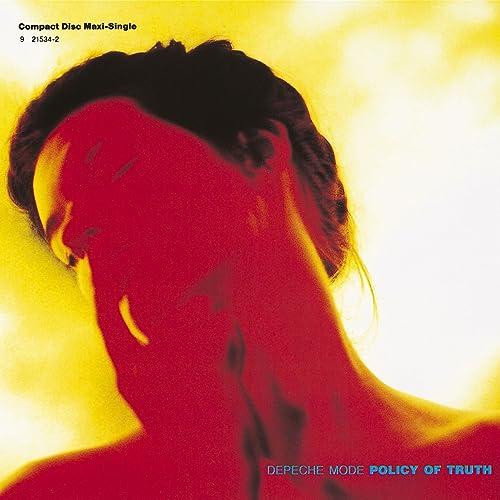 depeche mode policy of truth lyrics